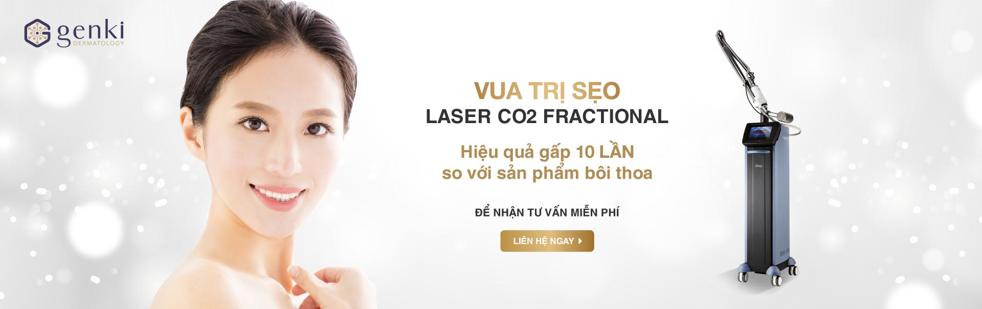 Laser CO2 Fractional