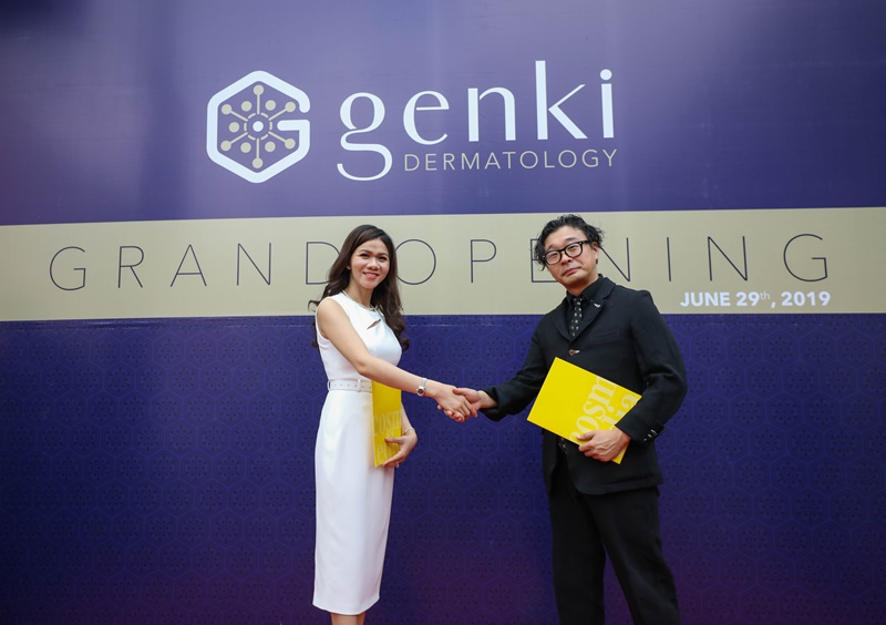 Hợp tác chuyển giao quy trình với chuyên gia đầu ngành thẩm mỹ đến từ Nhật Bản