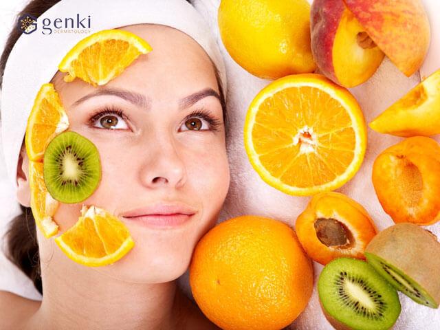 Là phụ nữ thì đừng bỏ qua 6 loại trái cây giúp xóa nếp nhăn da mặt cực kỳ hiệu quả dưới đây