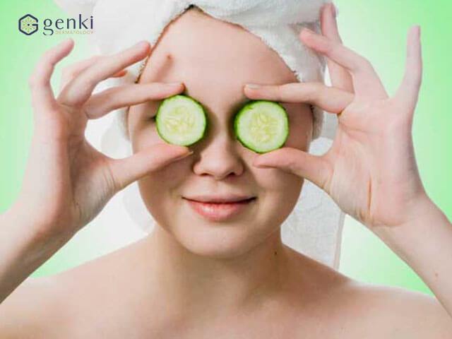 Thâm mắt lâu năm cải thiện đáng kể với 5 cách trị thâm mắt tại nhà hiệu quả nhất