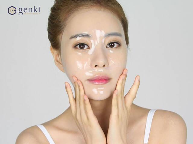 Lưu lại cách chăm sóc da mặt khô cực chuẩn vào mùa đông