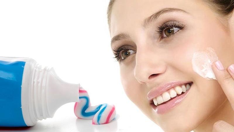 Trị nám bằng kem đánh răng có thực sự an toàn và hiệu quả