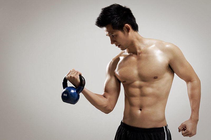 công dụng của collagen với cơ thể nam giới